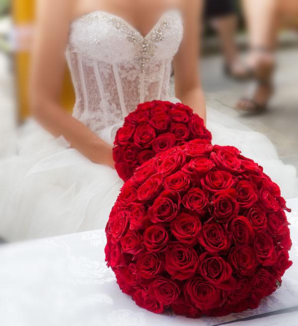 Fiori per matrimonio al Lago Maggiore
