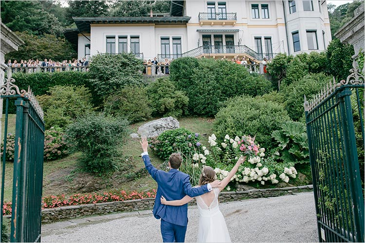 Matrimonio a Villa Claudia