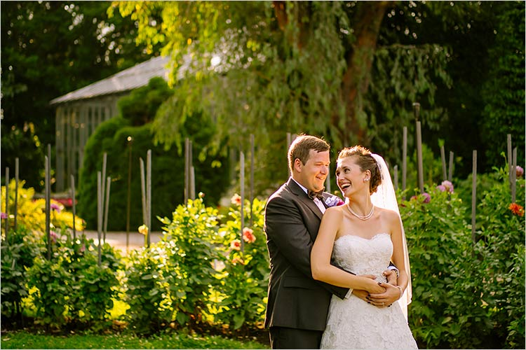Foto matrimonio a Villa Taranto