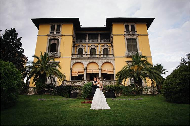 Ricevimento a Villa Rusconi Clerici