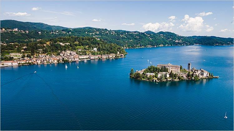 Matrimonio al Lago d'Orta