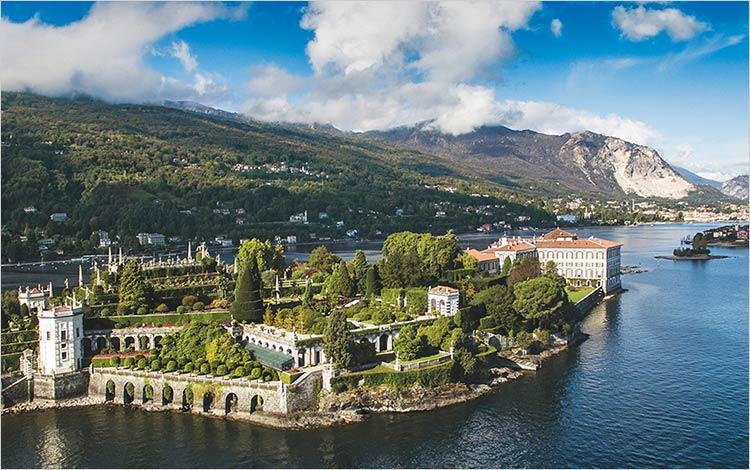 Navigazione Isole Lago Maggiore