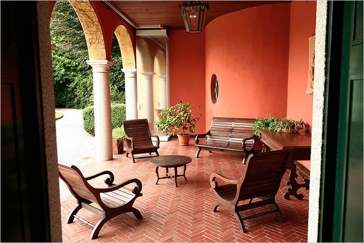 Sale ricevimento Villa Rocchetta