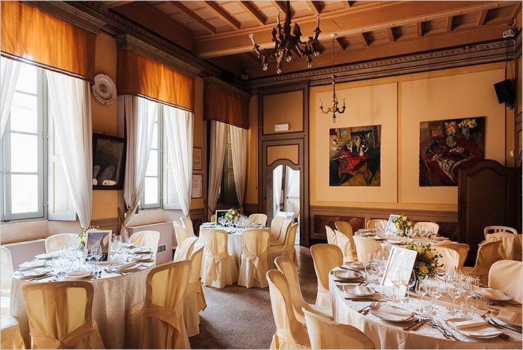 Ricevimento a Palazzo Penotti Ubertini