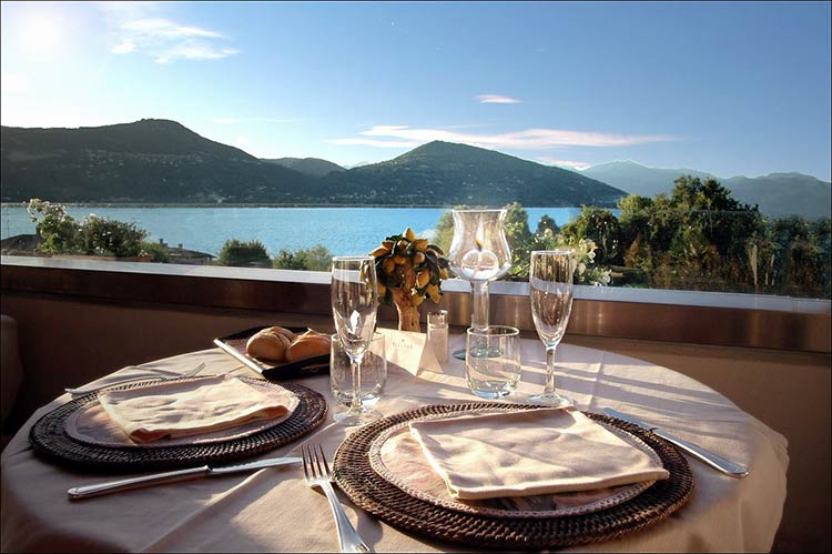 Nozze all'Hotel Conca Azzurra sul Lago Maggiore