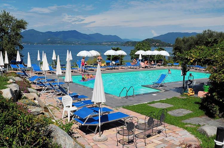 Ricevimento matrimonio ristorante Ranco lago Maggiore